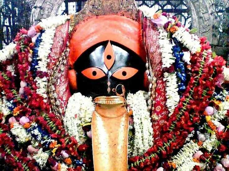 Kalighat Kali Temple  IMAGES, GIF, ANIMATED GIF, WALLPAPER, STICKER FOR WHATSAPP & FACEBOOK