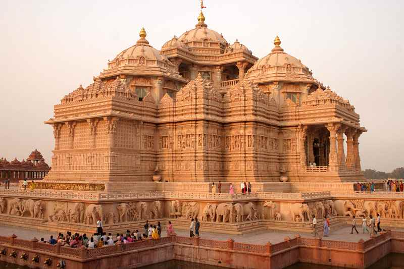 Akshardham Temple - Temples of India