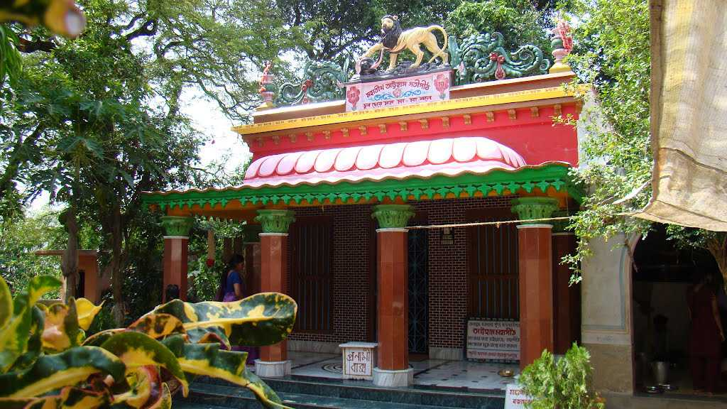 Attahas Temple, West Bengal