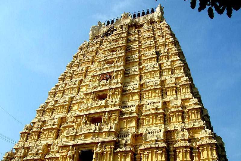 Ekambareswarar Temple, Kanchipuram  IMAGES, GIF, ANIMATED GIF, WALLPAPER, STICKER FOR WHATSAPP & FACEBOOK