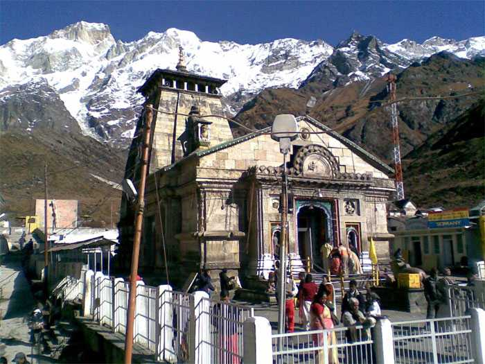 Kedarnath Jyotirlinga Uttarakhand