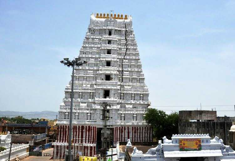 Srikalahasti Temple, Srikalahasti  IMAGES, GIF, ANIMATED GIF, WALLPAPER, STICKER FOR WHATSAPP & FACEBOOK