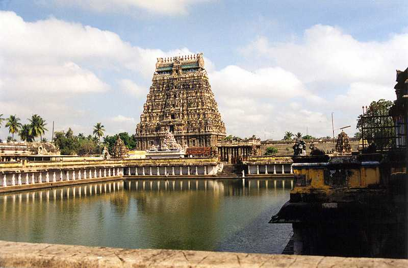 Thillai Nataraja Temple, Chidambaram  IMAGES, GIF, ANIMATED GIF, WALLPAPER, STICKER FOR WHATSAPP & FACEBOOK