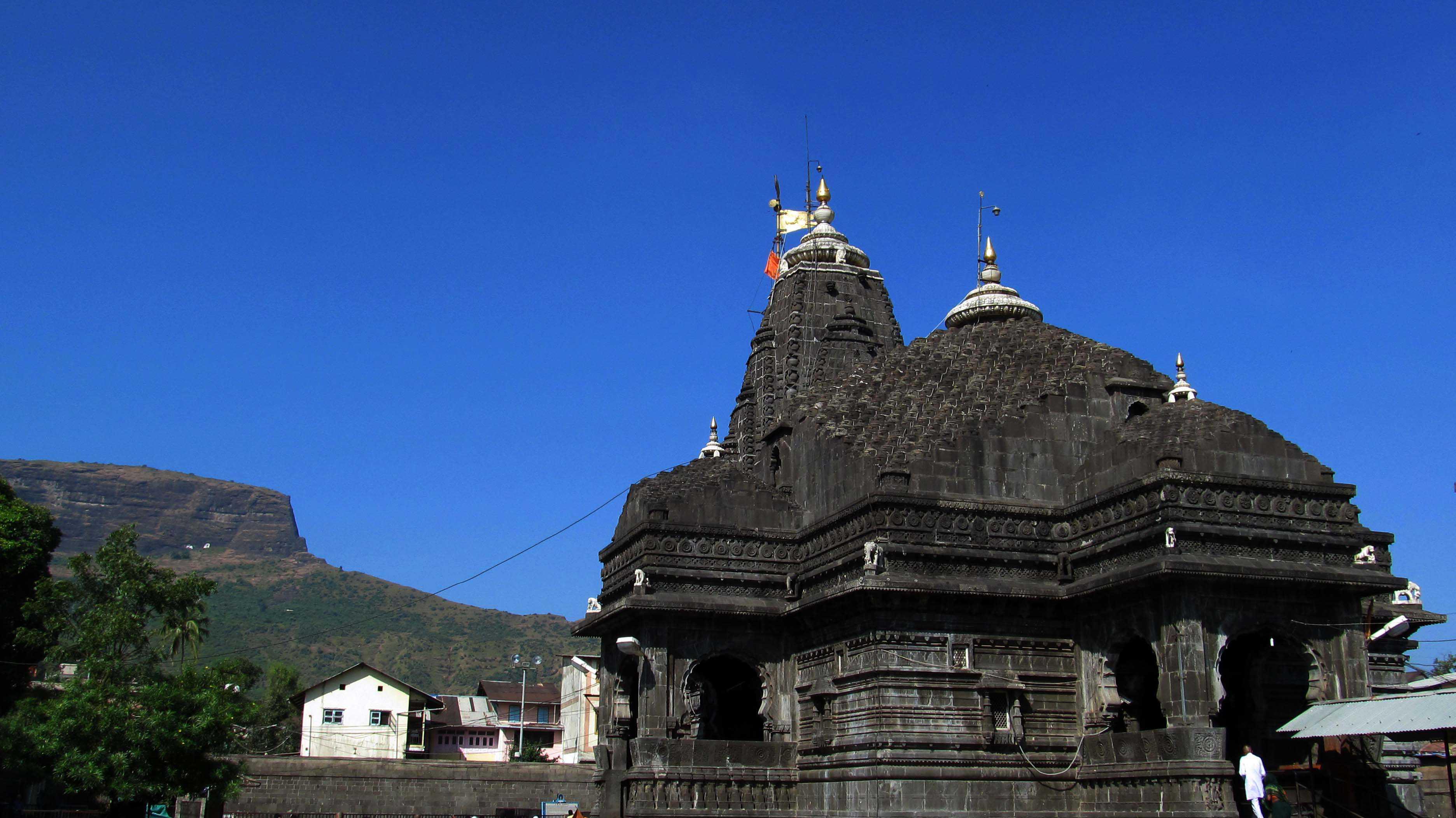 Trimbakeshwar Shiva Temple, Nashik