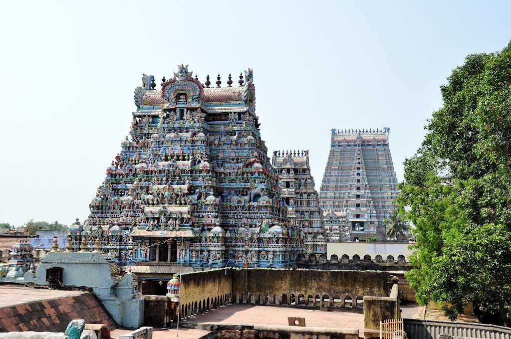 Jambukeshwarar Temple, Thiruvanaikaval  IMAGES, GIF, ANIMATED GIF, WALLPAPER, STICKER FOR WHATSAPP & FACEBOOK