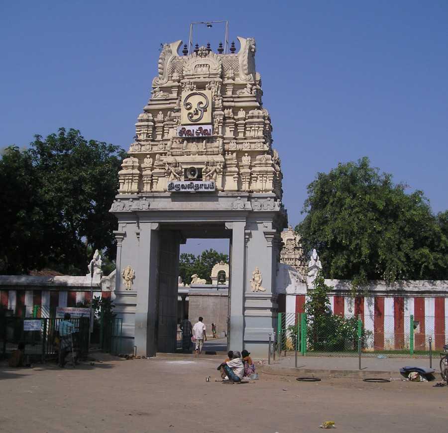 Ten Tirumullaivayil Temple, Tamil Nadu