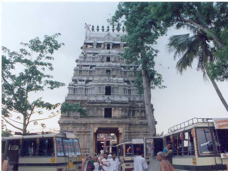 Tirunallurpperumanam Temple, Tamil Nadu