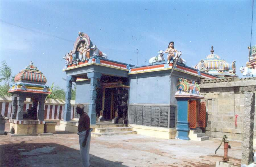 Tirunelvayil Temple, Chidambaram, Tamil Nadu