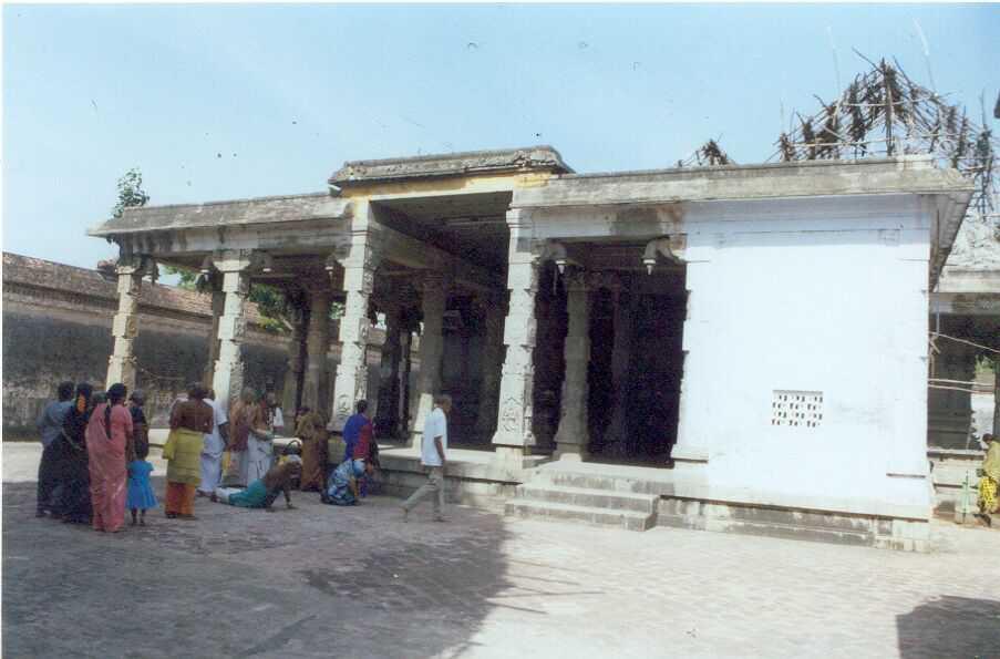 Tiruvetkalam Temple, Chidambaram