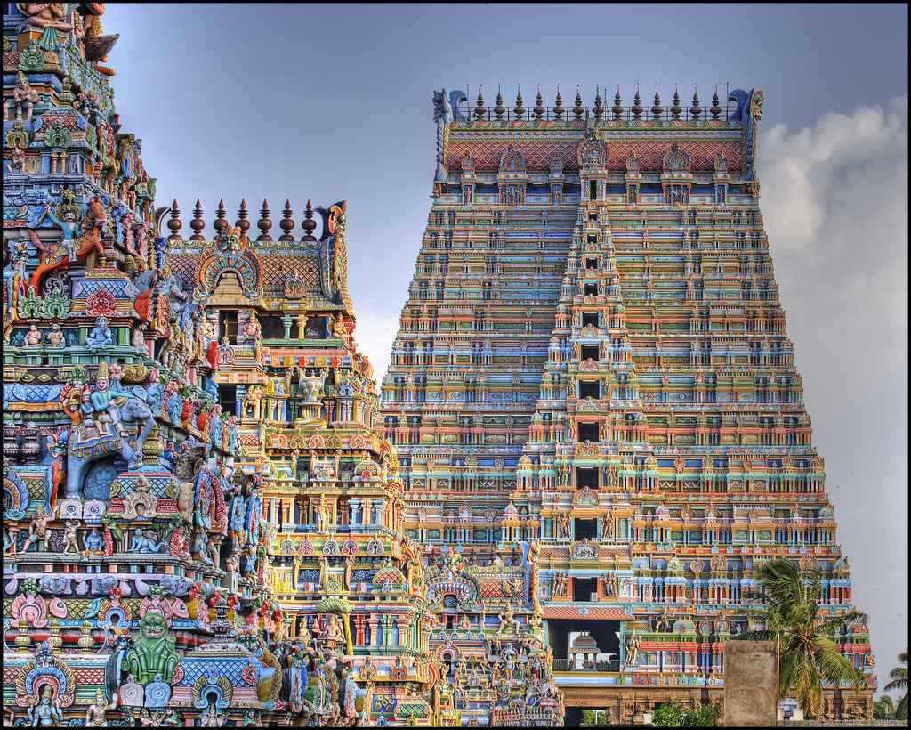 108-divya-desam-Lord-Vishnu-temple-Srirangam