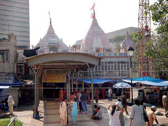 Hanuman Temple, Connaught Place, Delhi