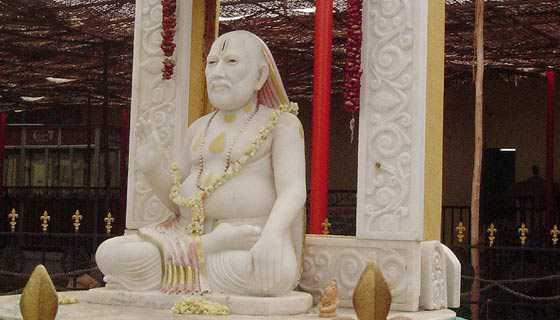Image result for Shri Raghavendra Swami samadhi