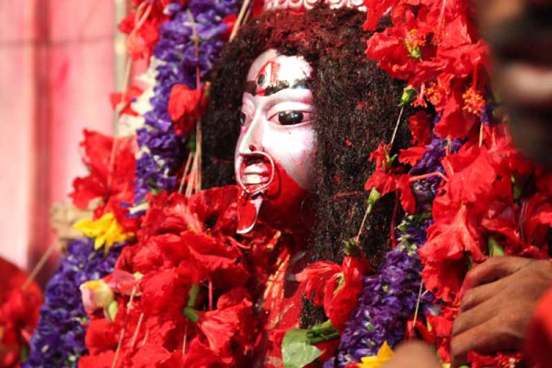 Tarapith Temple, West Bengal