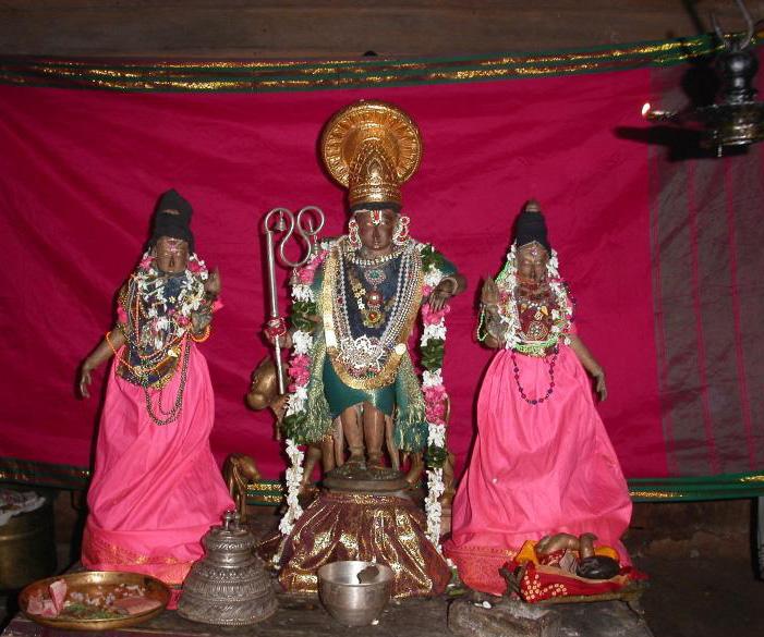 Thiru Kavalampaadi Temple, Thirunangur