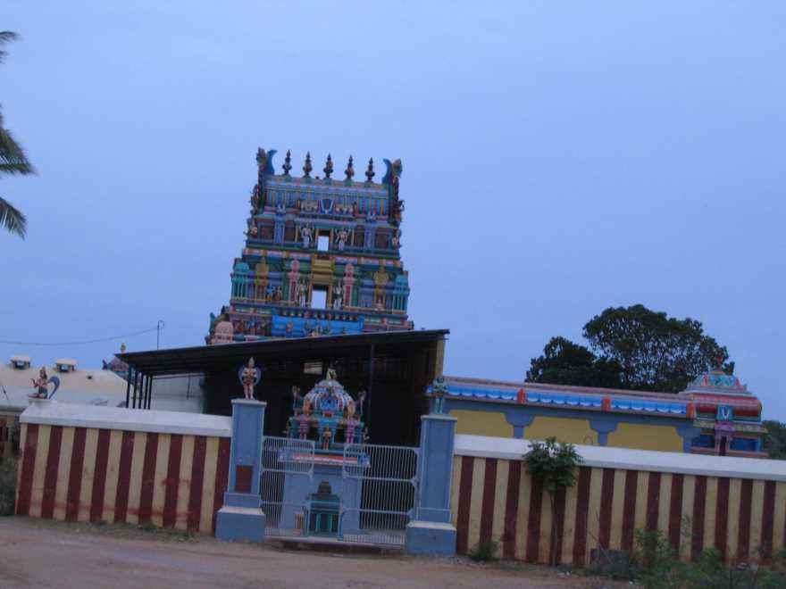 Thiru Vann Purushothamam, Thirunangur