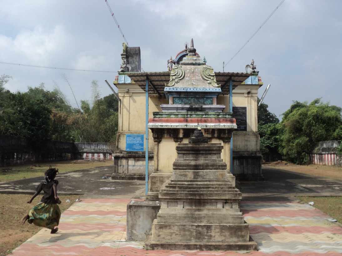 Varadaraja Perumal Temple, Thirunangur