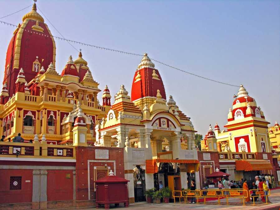 Kalkaji Mandir, Delhi