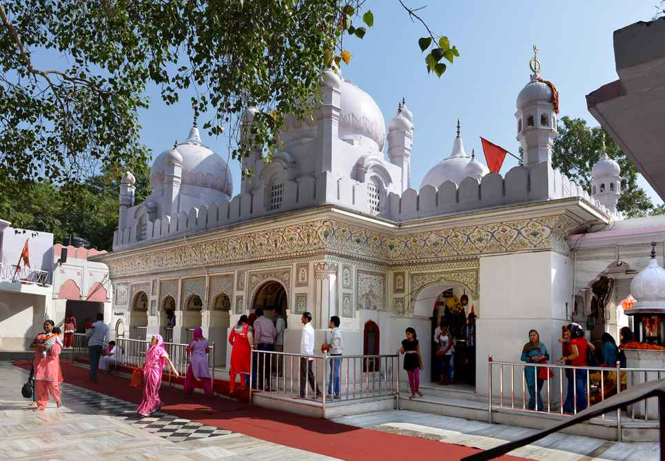 Mata Mansa Devi Temple, Chandigarh