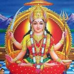 Goddess Santoshi