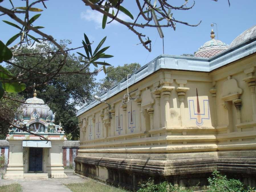 Thiru Sempon Sei Kovil, Thanjavur