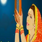 Karwa Chauth Puja Vidhi