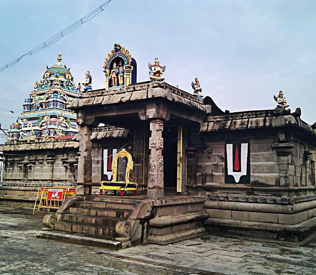 Sri Neervanna Perumal Temple,Tiruneermalai,Tamil Nadu