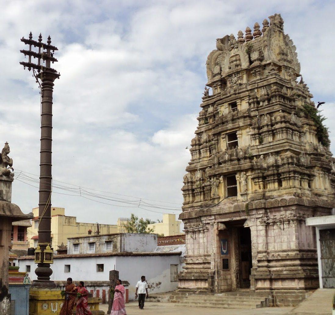 Pandava Thoothar Perumal Temple, Kanchipuram