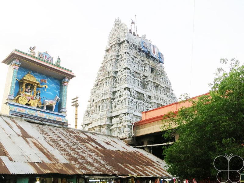 Parthasarathy Temple, Triplicane, Tamil Nadu