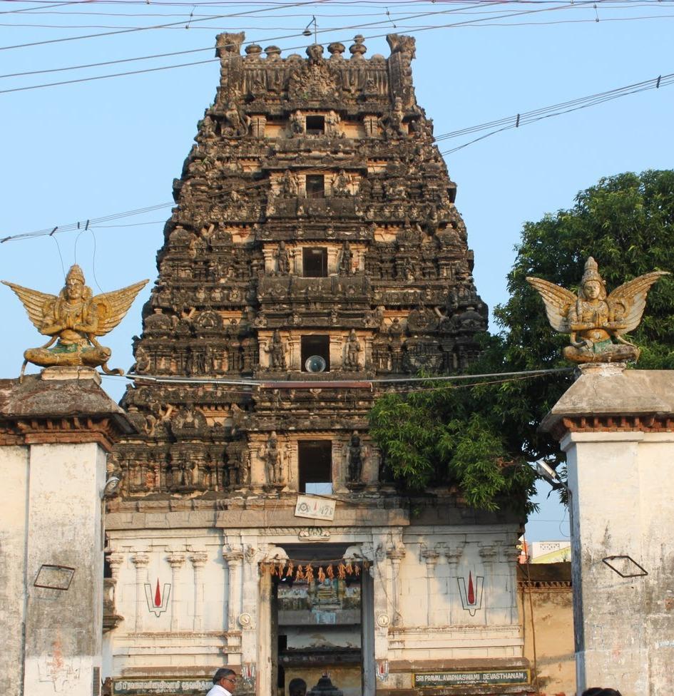 Pavalavannam Temple,Kanchipuram,Tamil Nadu