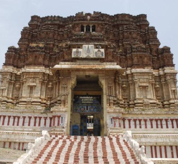 Pundarikakshan Perumal Temple,Tamil Nadu