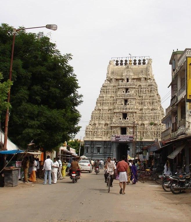 Sri Aadhi Varaha Perumal Temple,Kanchipuram, Tamil Nadu