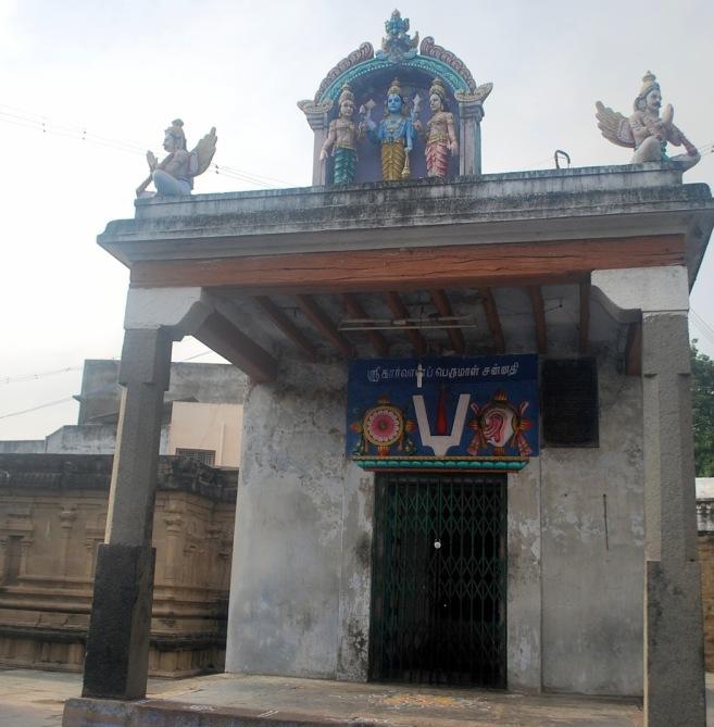 Sri Karunakara Perumal temle,Tamil nadu