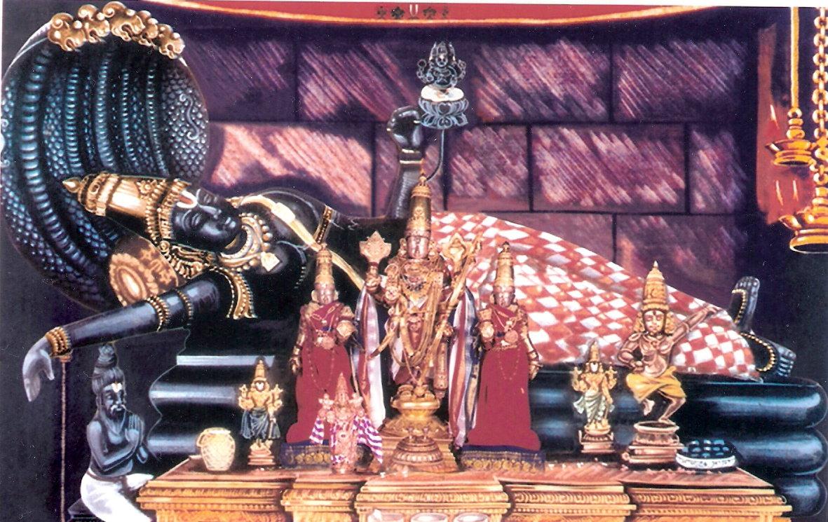 Sri Veeraraghava Swamy Perumal Temple,Tiruvallur,Tamil Nadu