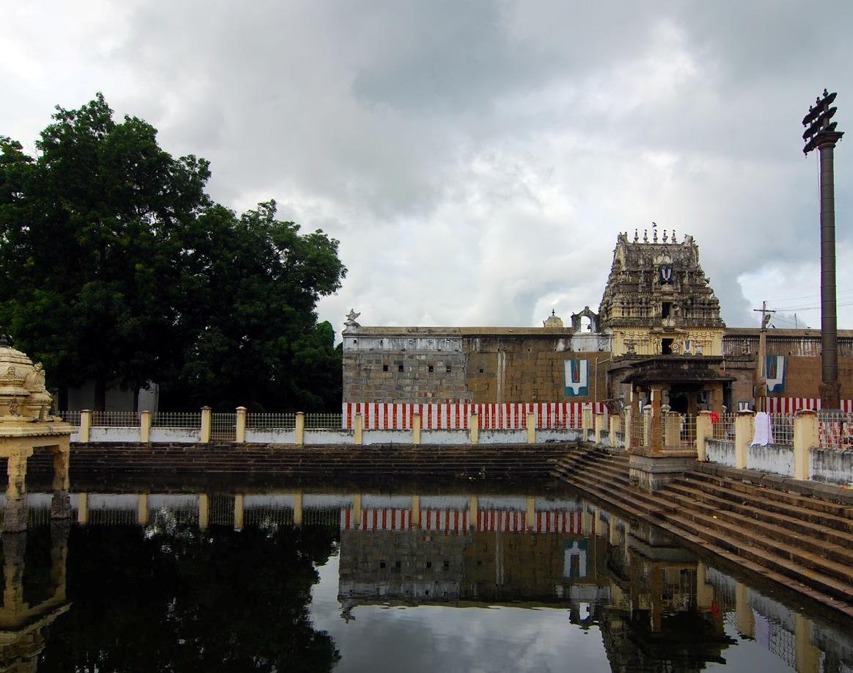 Sri Vijayaraghava Perumal Temple,Tamil Nadu