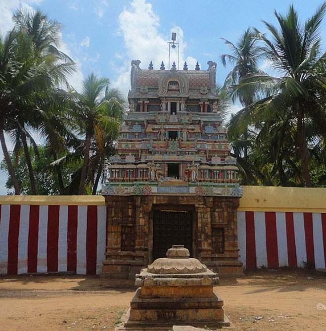 Sundararaja Perumal Temple,Tamil Nadu