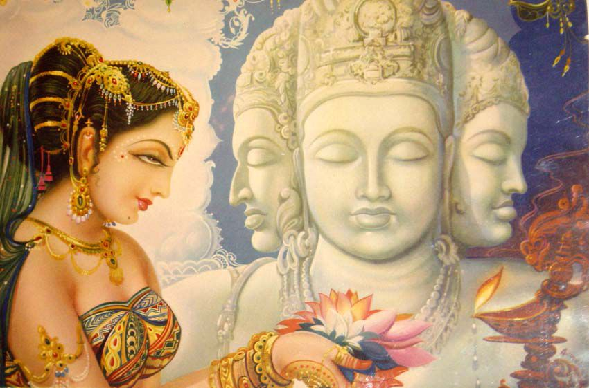 Story of Early Hinduism and Trimurti - TemplePurohit - Your ...
