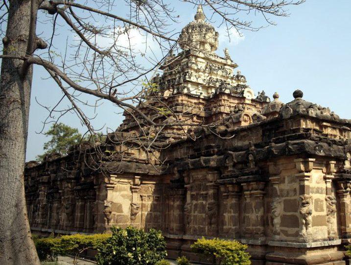 Vaikunta Perumal Temple, Kanchipuram