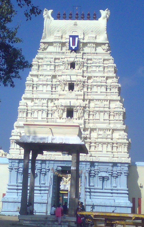 Bhaktavatsala Perumal Temple, Thirunindravur,Tamil Nadu