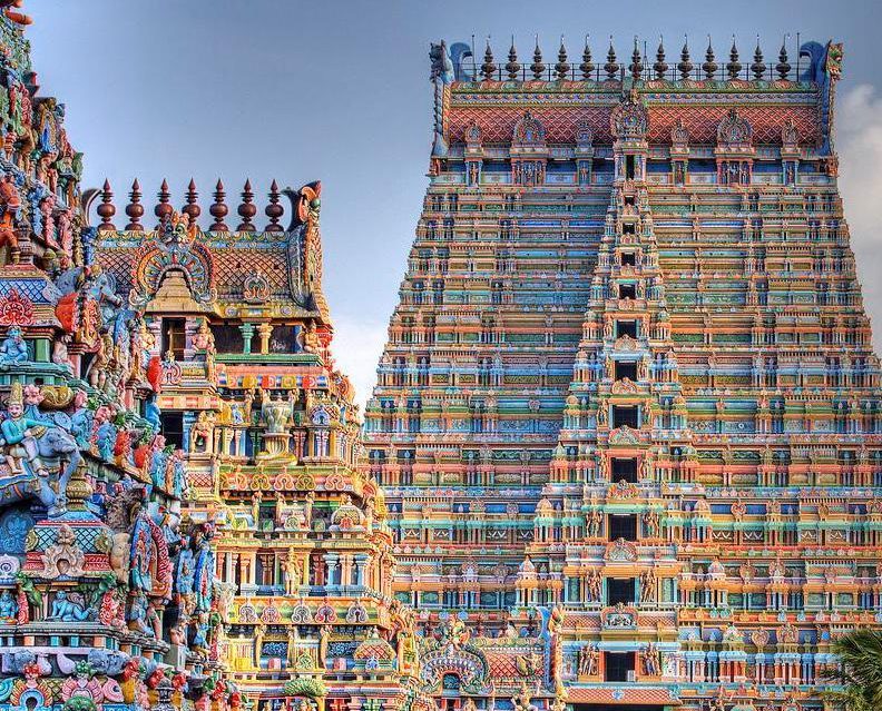 Sri Ranganathaswamy Temple, Sri Rangam