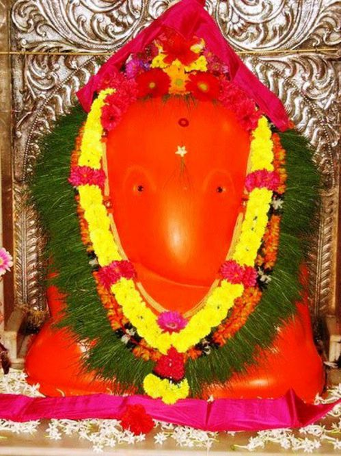 Ashtavinayak - Chintamani Theur - Hindu Gods and Deities