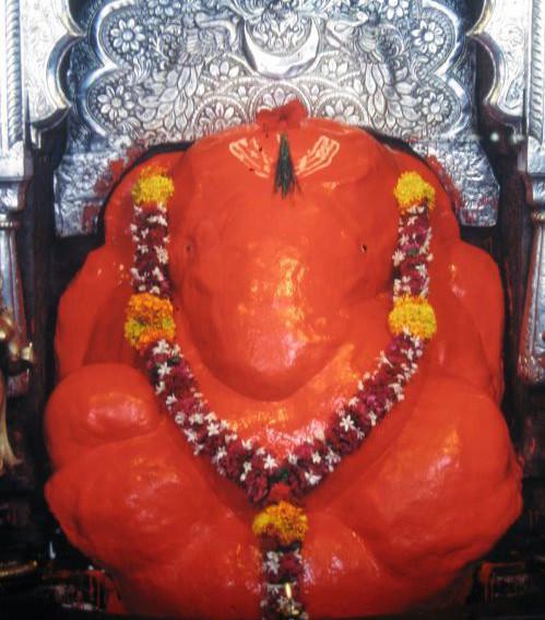 Ashtavinayak - Mahaganpati Ranjangaon