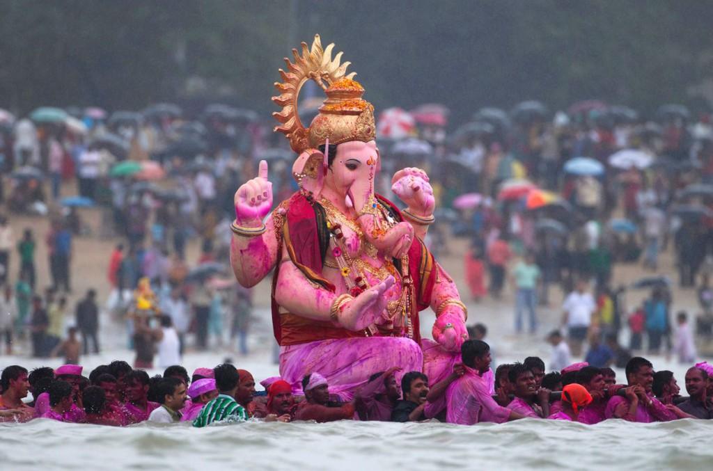 Ganesh Chathurthi Celebrations - Lord Ganesha