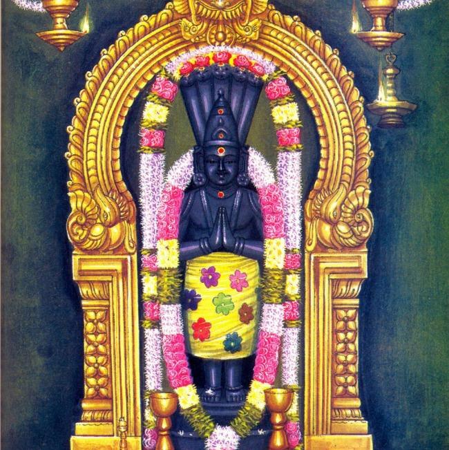 Keezhaperumpallam Temple, Tamil Nadu