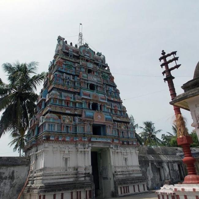 Loganatha Perumal Temple,Tamil Nadu