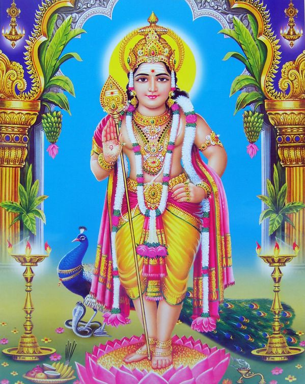 Lord Subramanya - Hindu Gods and Deities - TemplePurohit