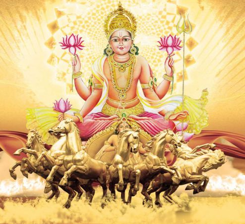 Lord Surya - Info, Festivals, Temples, Iconography, Story, Names
