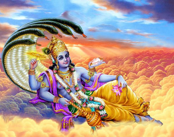 Lord Vishnu - Facts, Avatars, Mantra, Temples, Festivals, Family ...