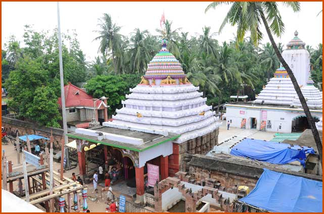 Maa Biraja Temple, Jajpur, Odisha - Info, Timings, Photos, History