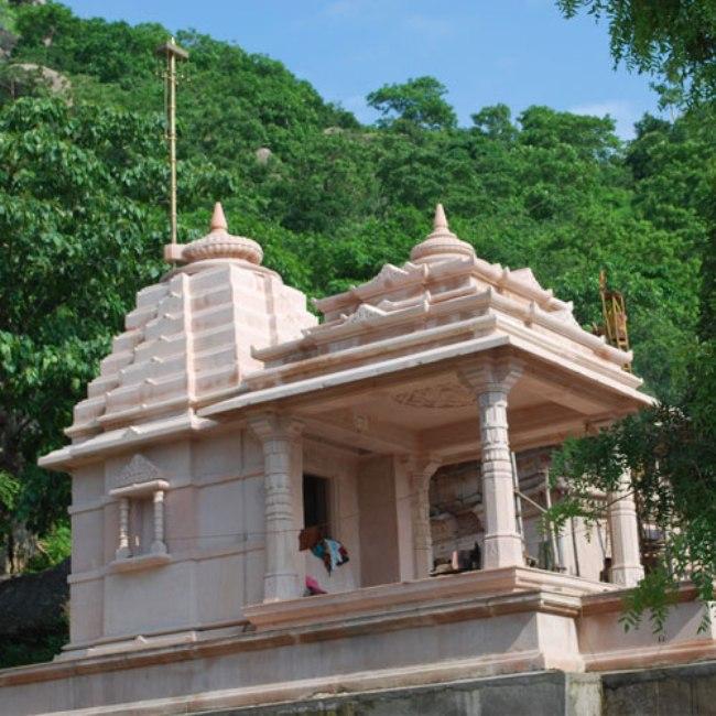 Panchsagar Shakti Peeth,Uttar Pradesh