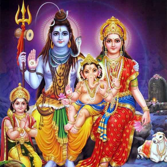 sons daughters shiva parvati pictures weasel worded